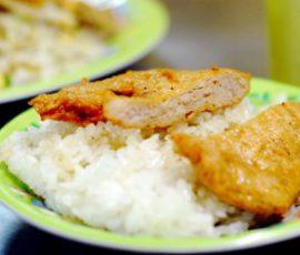 Xôi chả cua – Món ăn đường phố của Hà Nội