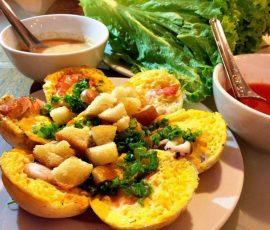 Bánh căn Ninh Thuận - linh hồn ẩm thực miền nắng gió
