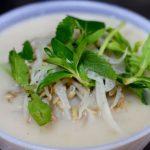 Bánh đúc nộm – Món ăn chơi mộc mạc của Hà Thành