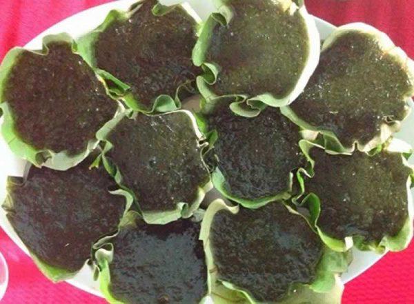 Món bánh đúc rau câu độc đáo chỉ có ở Quảng Trị