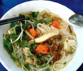 Bún cá lóc Kiên Giang - món ăn dân dã mà ngon nức tiếng