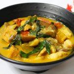 Món cà tím bung thịt đậu nóng hổi thơm lừng