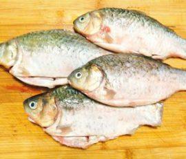 Món cá kho nghệ thơm ngon nức mũi