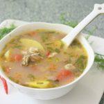 Món canh hà biển nấu chua lạ miệng ngon bổ dưỡng