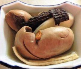 Món cật lợn hầm thuốc bắc ngon bổ dưỡng