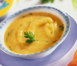 Món cháo cá cà rốt giàu vitamin và chất đạm cho bé