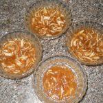 Món chè rau câu chân vịt nơi miệt biển Quảng Nam