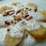 Chuối xào dừa Bến Tre món ăn chơi đậm chất dân dã