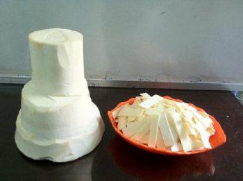 Món cổ hũ dừa xào - đặc sản nức tiếng của Nam Bộ