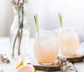 Món cocktail bưởi cho ngày hè thêm năng động