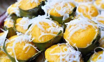 Bánh bò thốt nốt Châu Đốc - Món đặc sản nức tiếng của An Giang