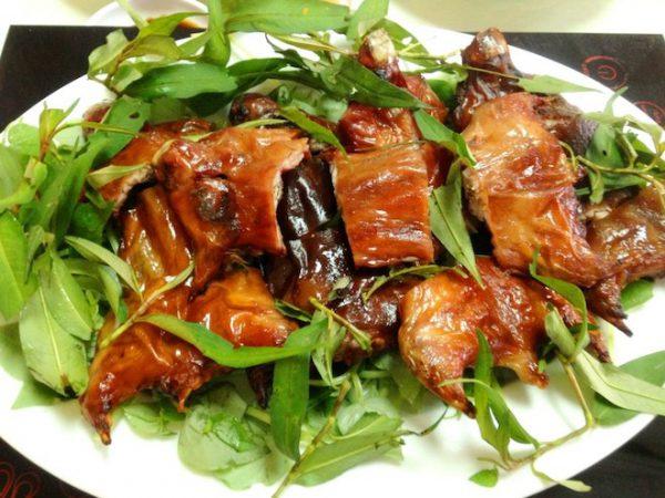 Thịt chuột Đồng Tháp