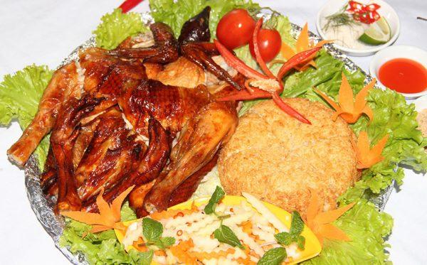 Gà chỉ Quảng Trị – Món ăn ngon độc đáo