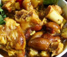 Món thịt lợn nấu giả cầy thơm ngon đúng vị
