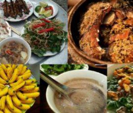 Đặc sản Hà Nam - Món ăn huyền thoại quên sầu