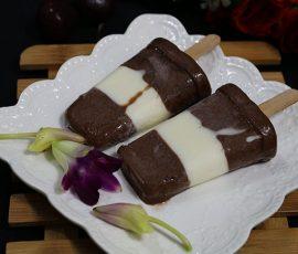 Món kem chuối cacao đơn giản ngọt mát vô cùng