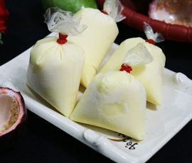 Món kem sữa chua chanh leo ngọt mát giải nhiệt