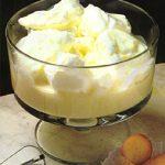 Món kem trứng mát lạnh giải nhiệt ngày nắng