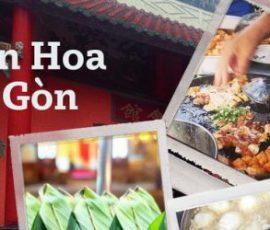 Món ăn của người Hoa không phải ai cũng biết ở Sài Gòn