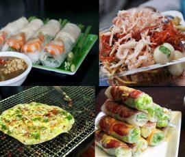 Món ăn vặt ngon ngày hè bạn nên thử một lần khi đến Sài Gòn