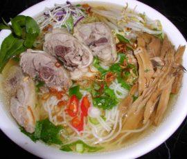 Bún vịt Hà Giang – món ngon của người Tày
