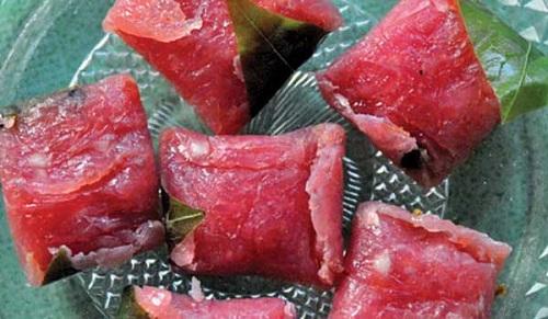 Món nem chua ông Mập – Đặc sản Tiền Giang
