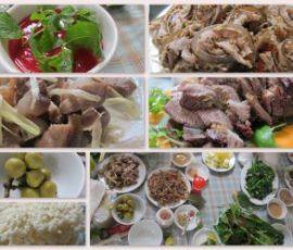 Đặc sản Ninh Bình khiến du khách quên đường về