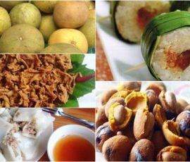 Đặc sản Phú Thọ ăn một lần là nhớ mãi