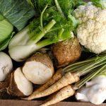 Công dụng của rau củ quả màu trắng với sức khỏe