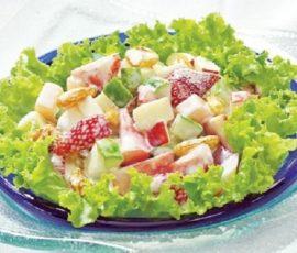 Món salad Nga ngon đổi vị cho gia đình