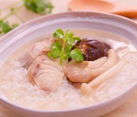 Món súp cá bổ dưỡng cho con yêu khỏe mạnh
