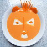 Món súp cà rốt phô mai ngon ngọt béo ngậy cho bé