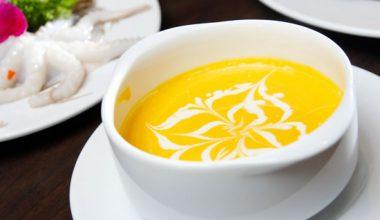 Món súp kem bí đỏ cá hồi cực ngon và bổ dưỡng