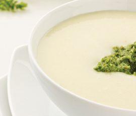 Món súp khoai tây phô mai cực hấp dẫn
