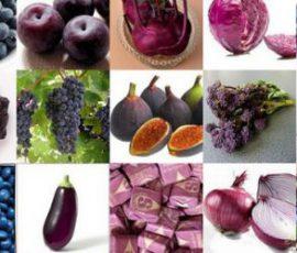 Thực phẩm màu tím mang nhiều tác dụng cho sức khỏe
