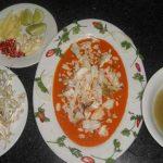 Món tiết canh cua – đặc sản ngon tuyệt ở Phú Quốc