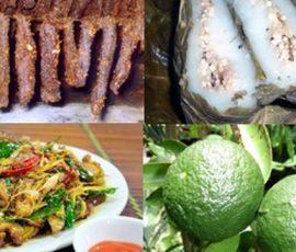Đặc sản Tuyên Quang làm say lòng du khách