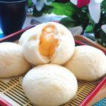 Món bánh bao nhân đậu xanh thơm ngon bổ dưỡng