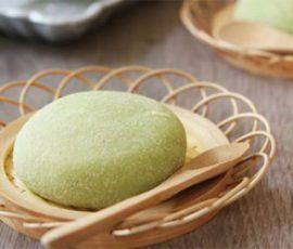 Món bánh mochi đậu xanh cốt dừa chuẩn vị Nhật Bản