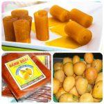 Bánh tráng xoài Nha Trang nức tiếng của Khánh Hòa
