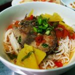 Món bún cá ngừ thơm ngon hấp dẫn cho bữa sáng