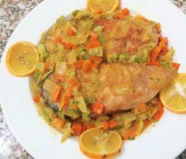Món cá basa chiên giòn sốt cà ri ngon hấp dẫn