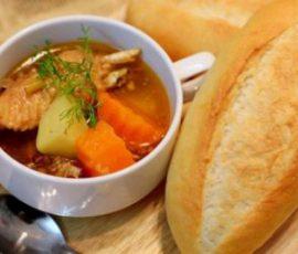 Món cà ri vịt ngon khó cưỡng cho bữa cơm cuối tuần