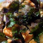 Món cà tím bung đậu thịt đơn giản ngon cơm
