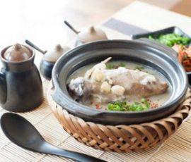 Món cháo chim câu đặc sản ngon của Kon Tum
