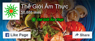 fb the gioi am thuc