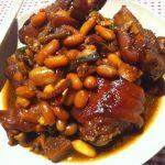 Món giò heo nấu đậu cực ngon và bổ dưỡng