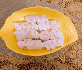 Món kem chuối sữa dừa xua tan nắng nóng mùa hè