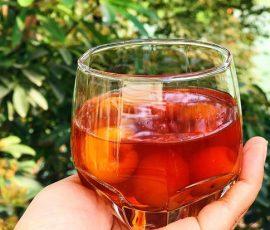 Rượu mơ thơm ngon dễ uống cho ngày hè