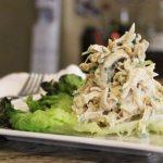 Món salad gà xé bổ sung chất dinh dưỡng cho cả nhà